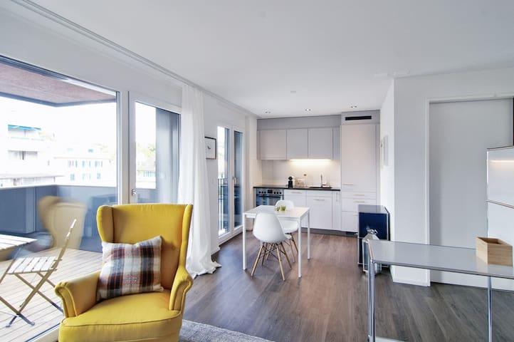 Chic Design-Apartment, brand new
