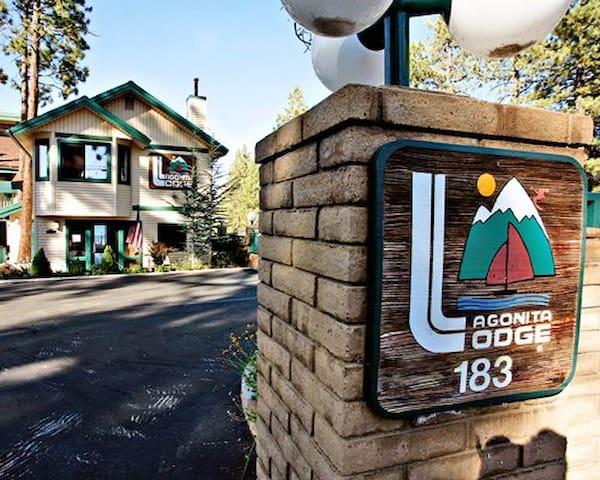Lagonita Lodge - Big Bear Lake - Big Bear Lake - Apto. en complejo residencial