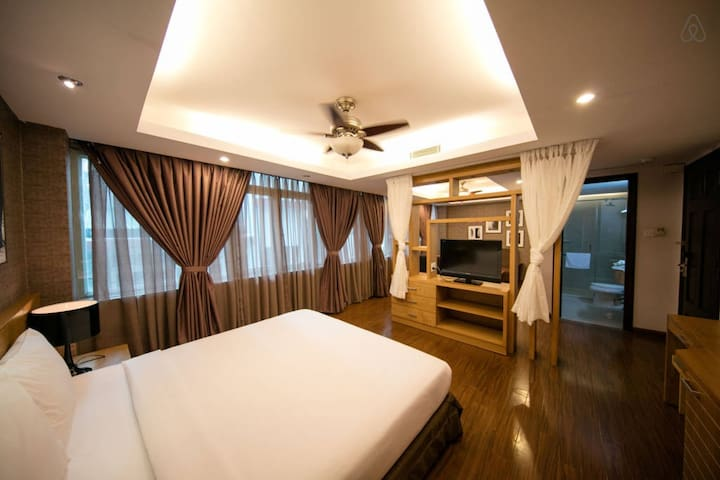 King Suite Aries Ben Thanh Market - Ho Chi Minh City - Appartement