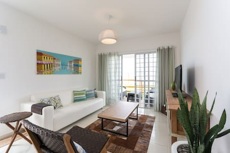 POOL PARTY /beach front 3 bedroom - Ilha de Itamaracá - Apartment