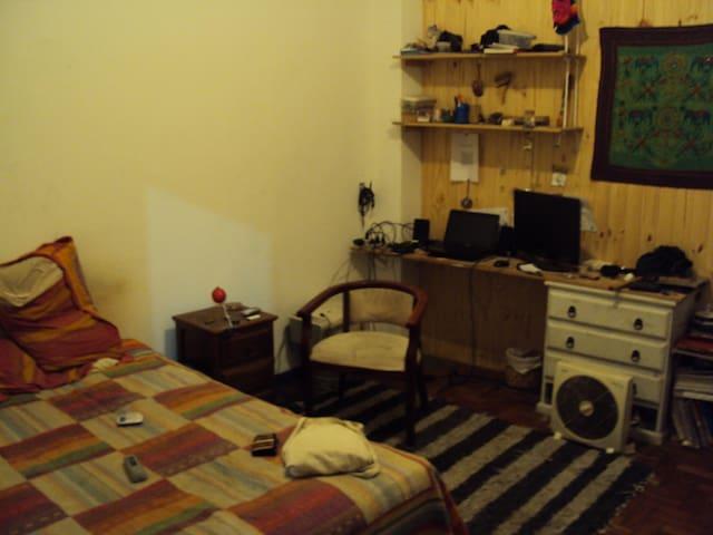 Arriendo cuarto por dias en apartam - Rio