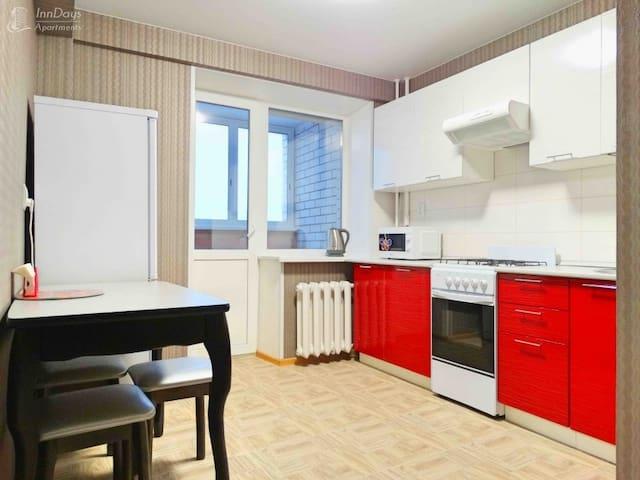 Однокомнатная квартира в Зареченском районе - Tula - Apartament