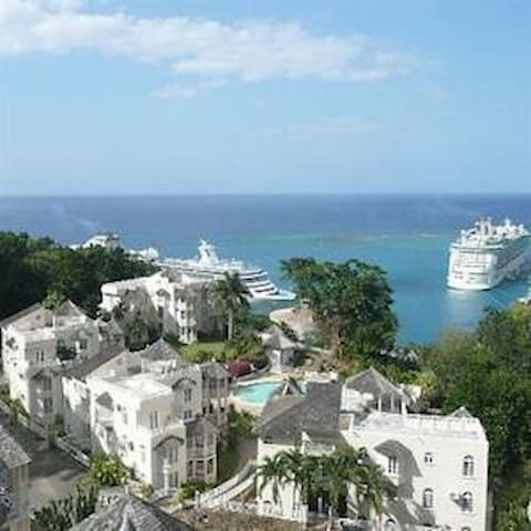 One bedroom apartment with Sea View - Ocho Rios - Pis