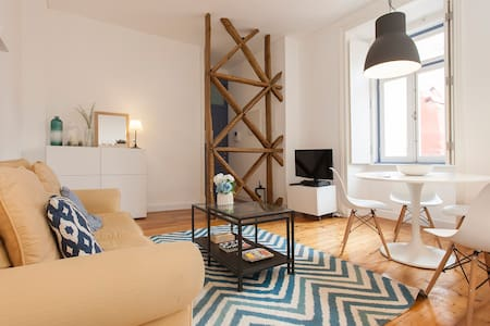 Charming apartment in Alfama Lisbon w/ lift - Lisboa