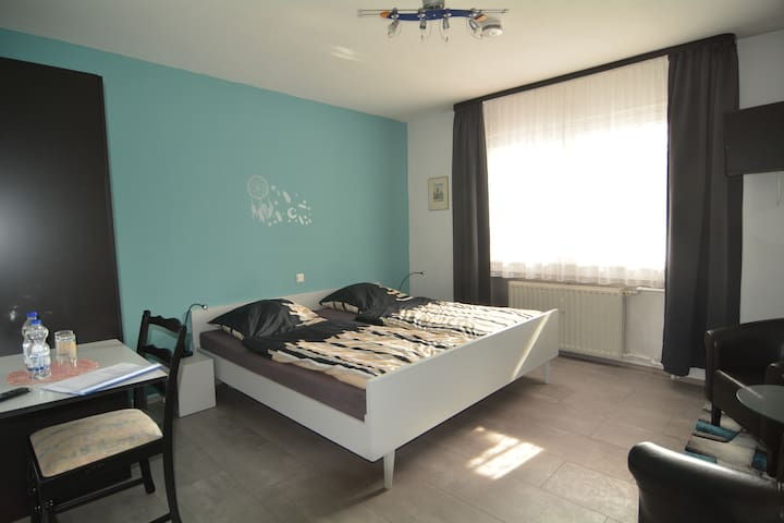 Nice bright room in Seckbach