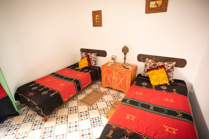 Nomad Twin Room