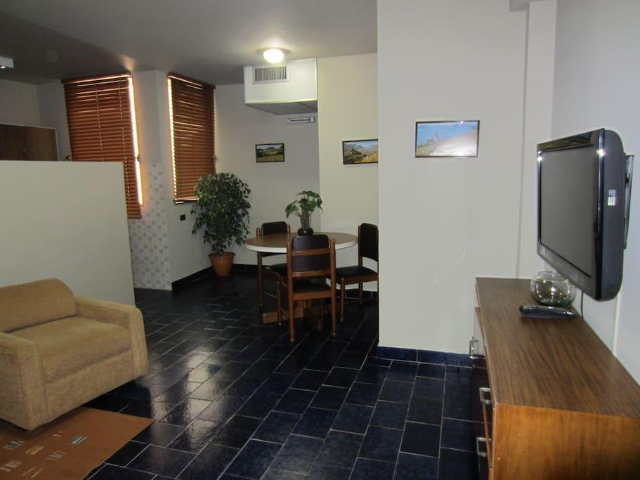 Apartamentos cómodos y equipados