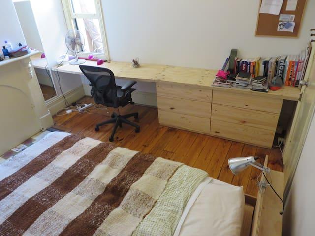 Rent my room in Redfern for travel - Redfern - Rumah