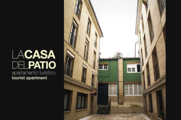 La casa del patio - Pampelune - Appartement