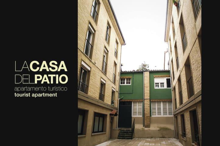La casa del patio - Pamplona - Leilighet