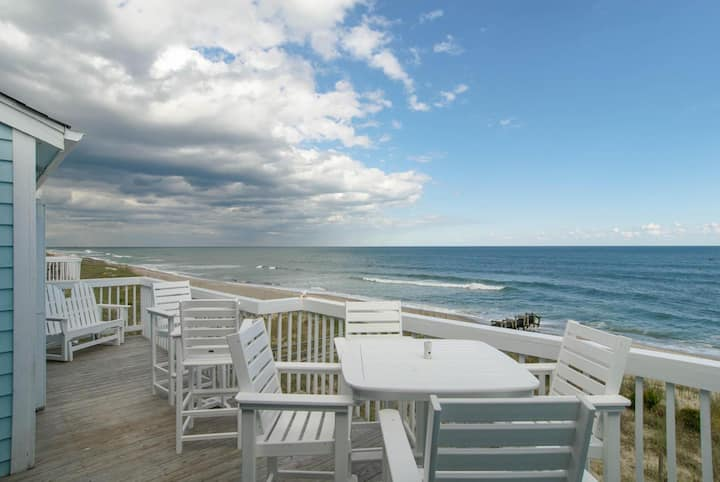 Bianchi-Upscale, top floor condo with beautiful views of the Atlantic