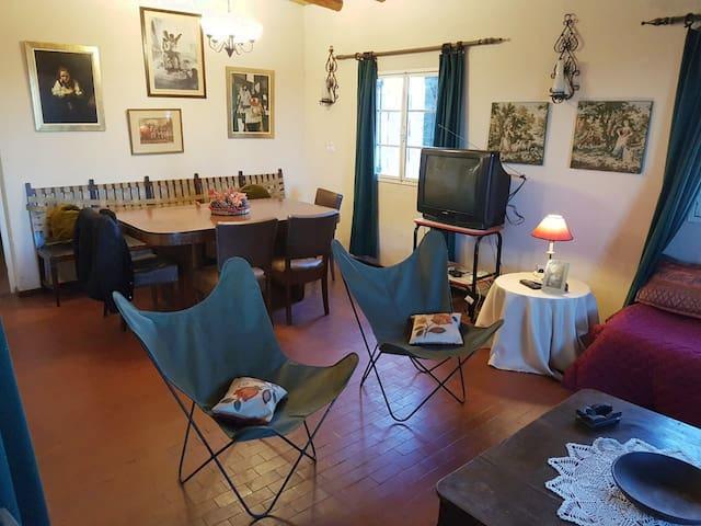Casa con parque en Tupungato, Mendoza