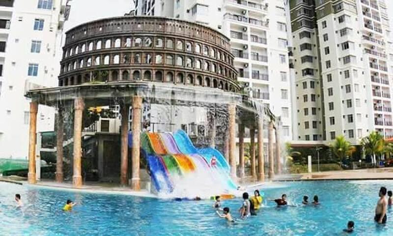 Bayou Lagoon Park Resort, Melaka