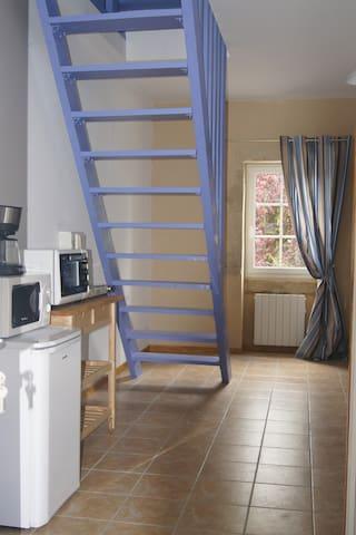 Appartement à la ferme - 4 km mer  - Bény-sur-Mer - Appartement