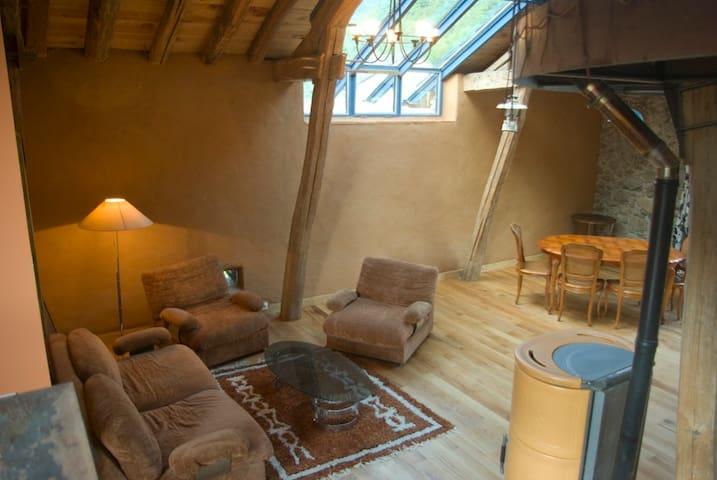 Loft gîte de caractère  - Capoulet-et-Junac - Huis