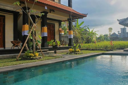 Balinese Iconic Room - PURI SURAWAN - Ubud