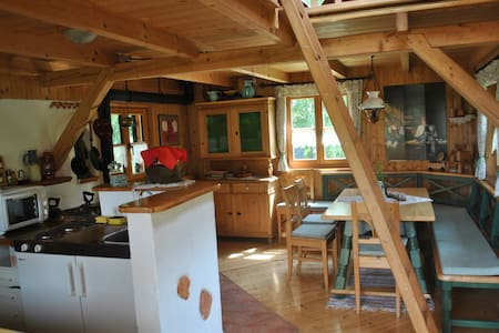 Chalet/Cottage Eiskogel - 6 persons - Magdalenaberg - Chata
