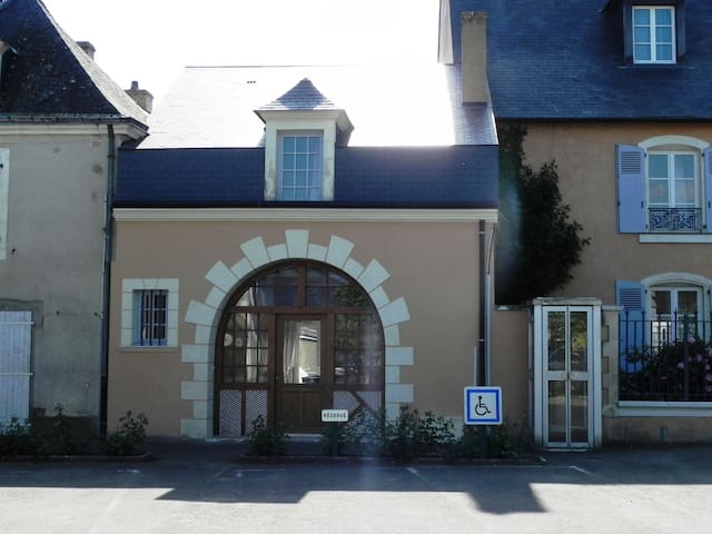 24 heures - Proche du circuit - Saint-Ouen-en-Belin - Haus