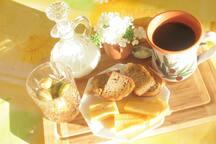 Griechisches Frühstück.