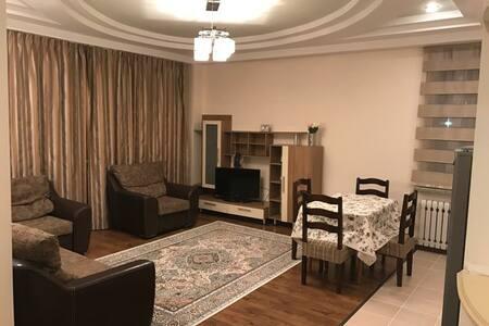 Comfortable, nice flat - Bischkek - Wohnung