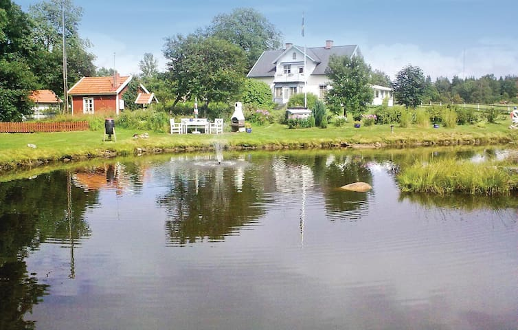 Former farm house with 3 bedrooms on 160m² in Fagerhult