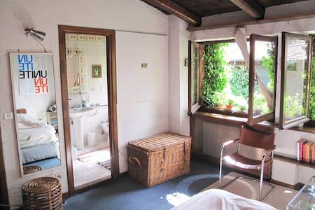 Charming apt/studio in Ponte Milvio - Apartment