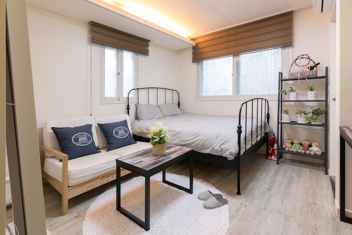 house-★Open a Bargain Sale★ 1min(subway,bus) - Eunpyeong-gu - Apartament