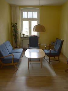 Ruhige 2-Raum-Wohnung erwartet unsere Gäste - Merseburg (Saale) - Huoneisto