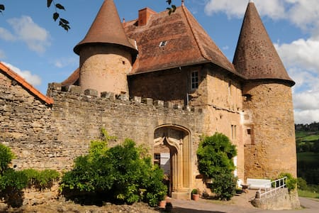 Château de Barnay - South Burgundy