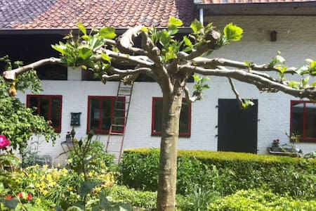 Prachtige boerderij in Zuid Limburg - Ransdaal