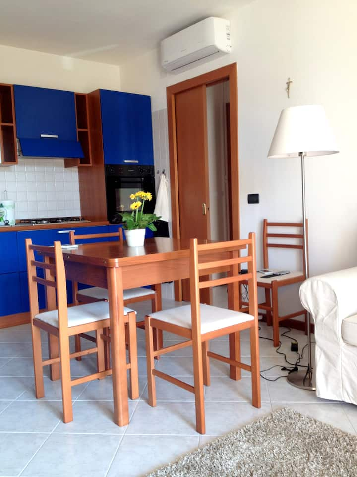 Apartament GIULIA / 4 os. GRADO.IT