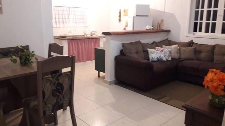 Casa Aconchego em Campos