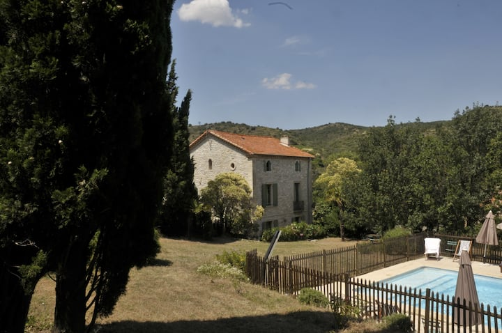 B&B in the Cathar country