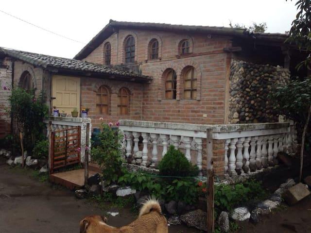 Casa de campo en Imbabura, Ecuador - Otavalo - บ้าน