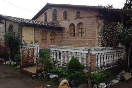 Casa de campo en Imbabura, Ecuador - Otavalo - Casa