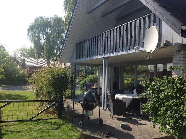 Hus udlejes i Aars - Aars - Dům