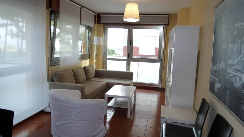 AGRADABLE APARTAMENTO A PIE DE PLAYA-1ºE - San Vicente de la Barquera - Apartment