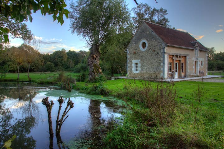 La Grange du Moulin, a magical stay - Beaumont-Village - Hus