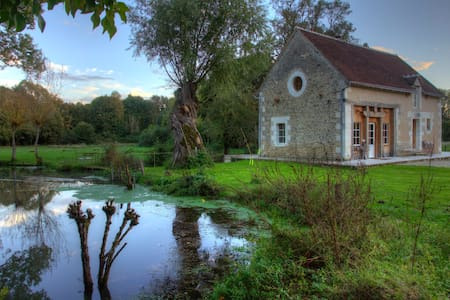 La Grange du Moulin, a magical stay - Beaumont-Village - Haus