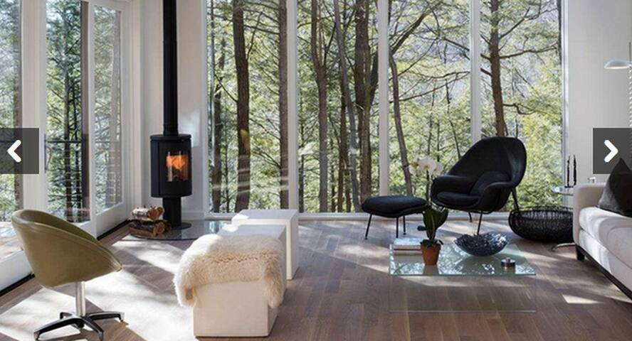 Stunning Modern Home - Creek House - Kerhonkson - Ház