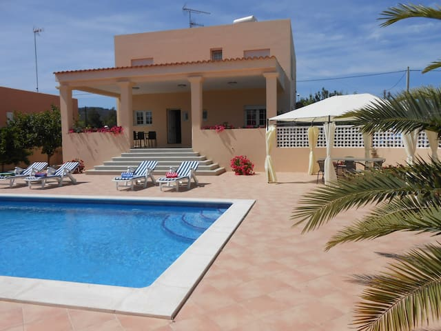 Private room in Ibiza with pool (1  - Sant Josep de sa Talaia - Vila