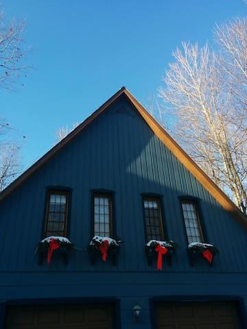 Fosters Run - Hudson - Houten huisje