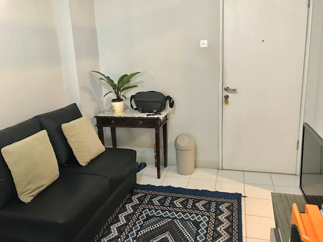 Kalibata City 2 BR Tower Damar suitable for you