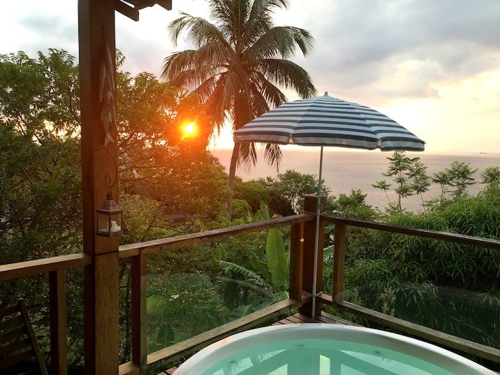 Clima de Bali no Sul da Ilhabela