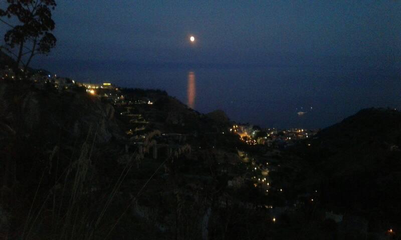 Appartamento a casa da paola Taormina