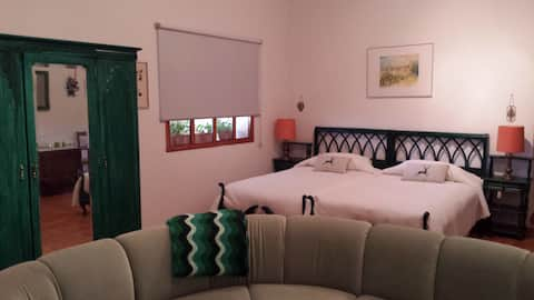 La Finka - Grünes Zimmer