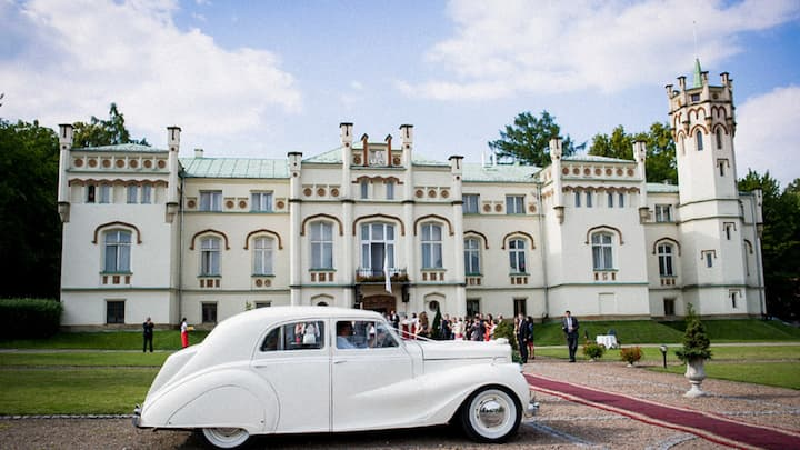 Palace in Poland - for your wedding