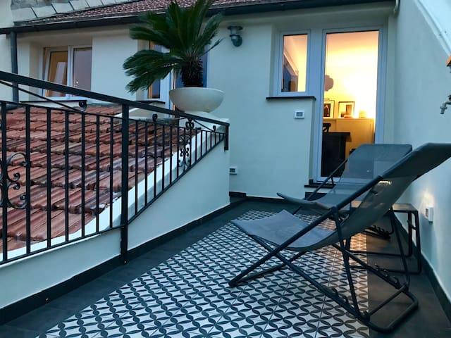 Casa Terrazza Garibaldi - bike storage extra fee