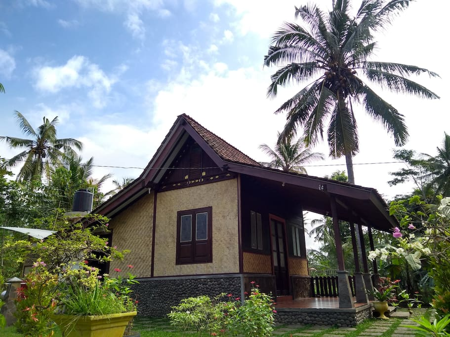 1 unit traditional house