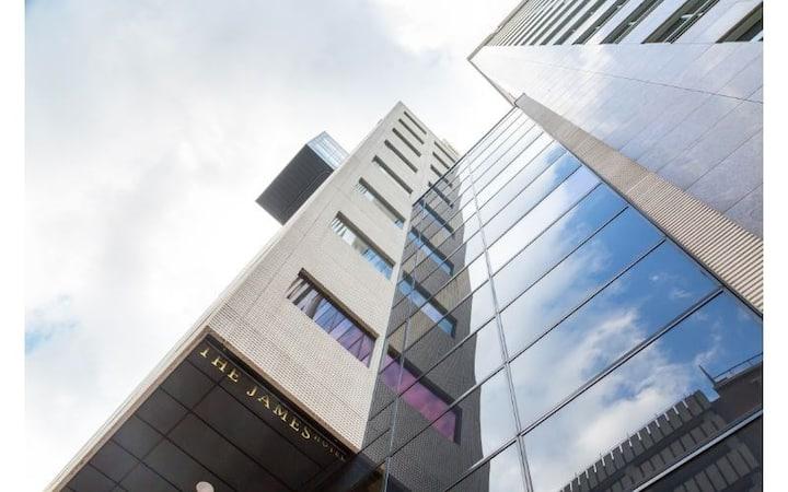 The James Hotel Rotterdam - Comfort Twin Plus
